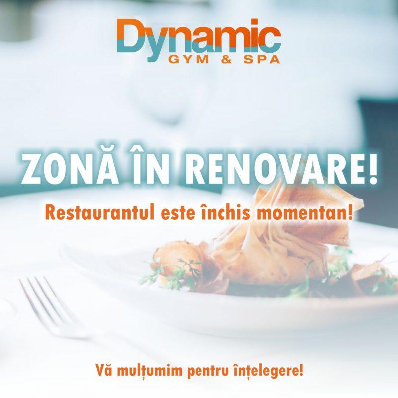 Restaurant in renovare